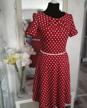Retro šaty k prodeji